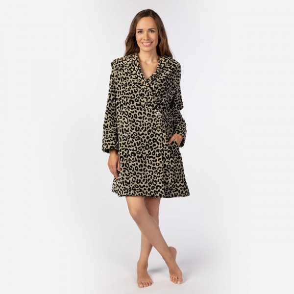 möve Animal hooded bathrobe S.44