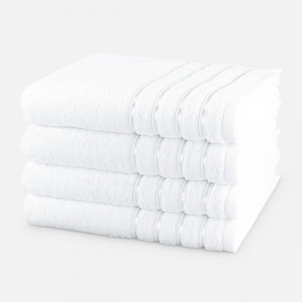 möve Shine towel set 4X50X100cm