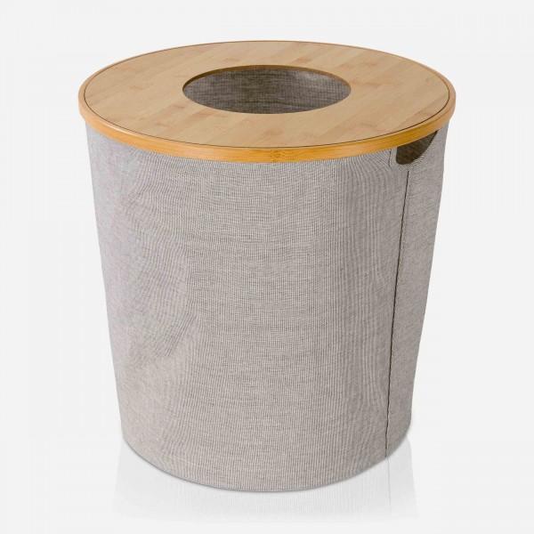 möve Bamboo Wäschekorb