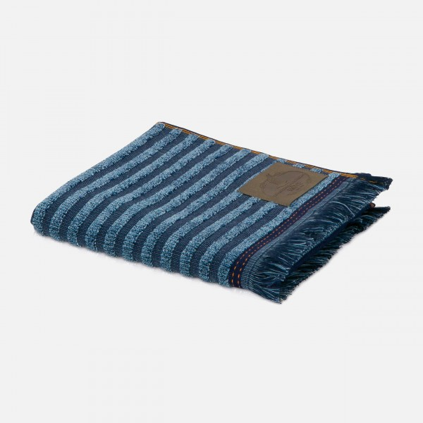 möve Denim bath towel 80X150 cm