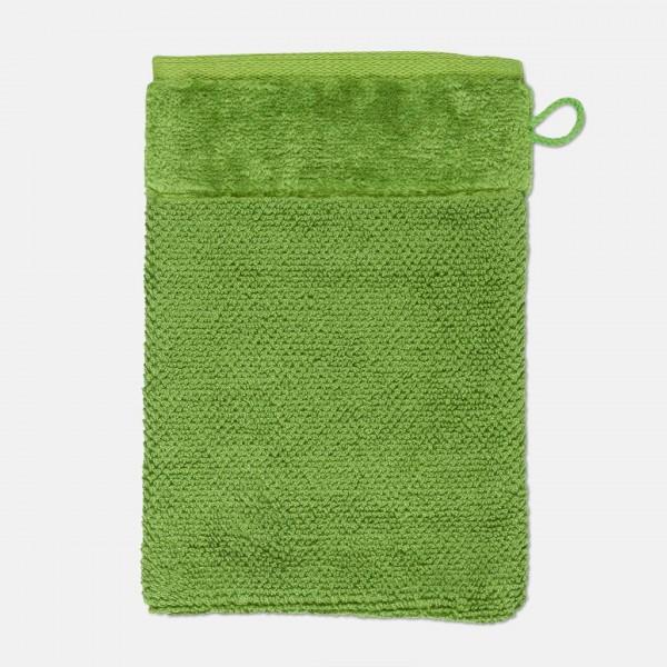 möve Bamboo Luxe Waschhandschuh 20X15cm