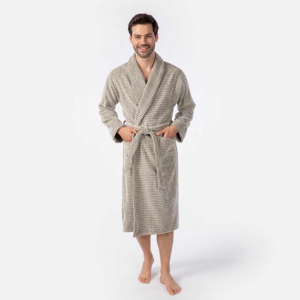 möve Eden shawl collar robe S.L