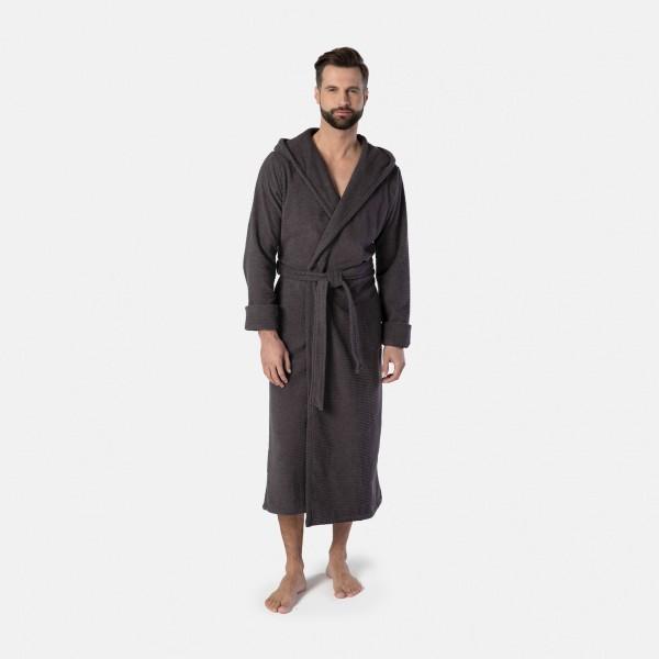 möve Wellbeing hooded bathrobe S.XS