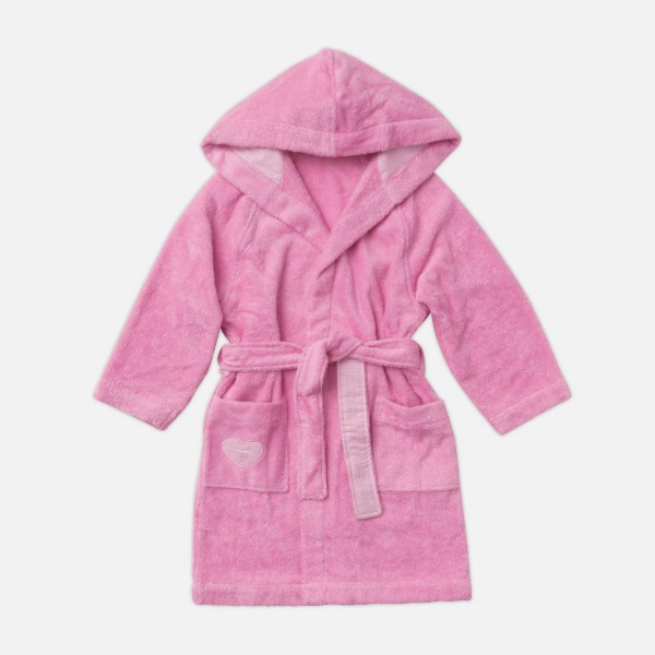 möve Hearts hooded bathrobe S. 116