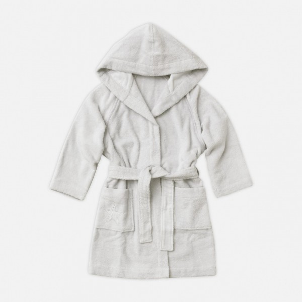 möve Stars hooded bathrobe S.140