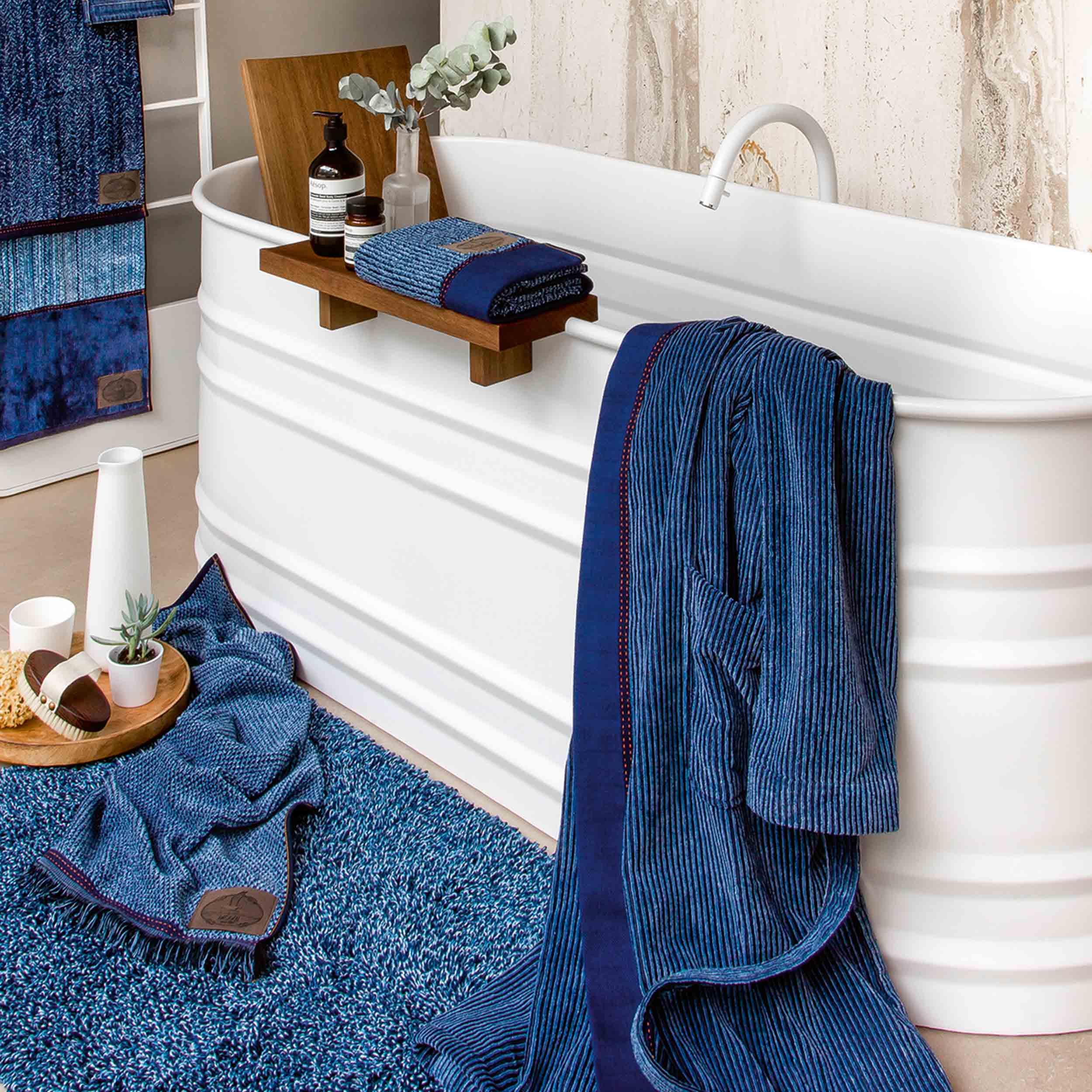 m ve denim badteppich m ve denim trends kollektionen. Black Bedroom Furniture Sets. Home Design Ideas