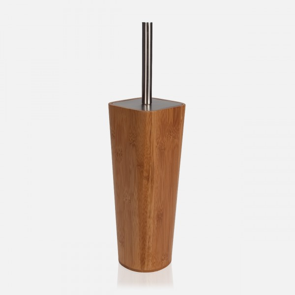 möve Bamboo Square toilet brush set