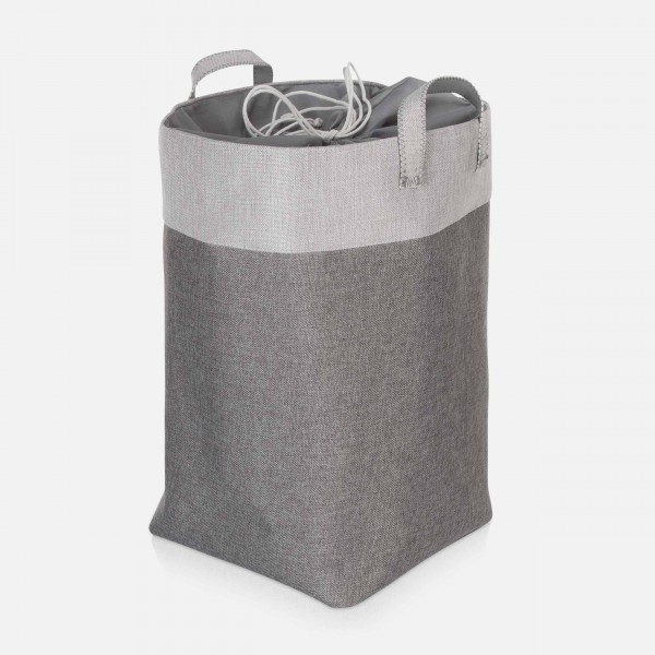 möve Canvas laundry basket