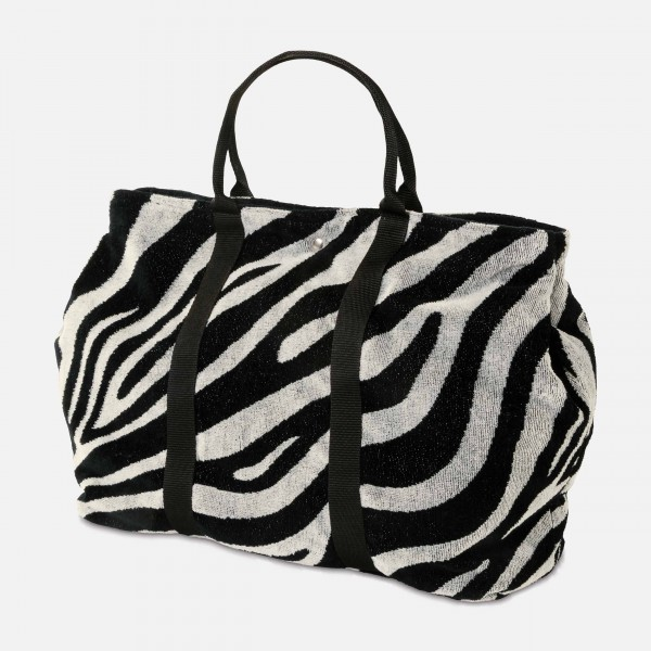 möve Zebra Strandtasche 70X35cm
