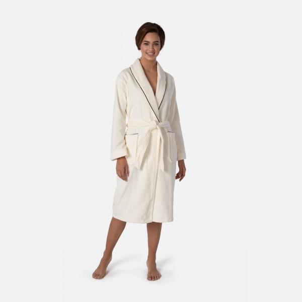 möve Homewear shawl collar robe S.XS