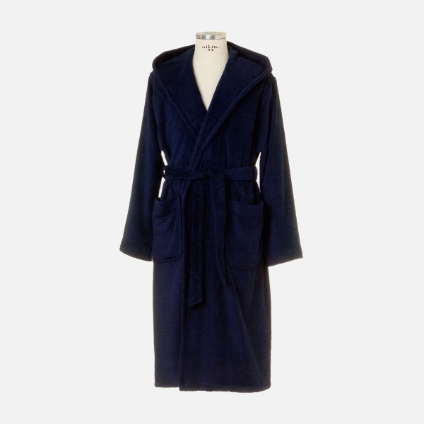 möve Superwuschel hooded bathrobe S. S