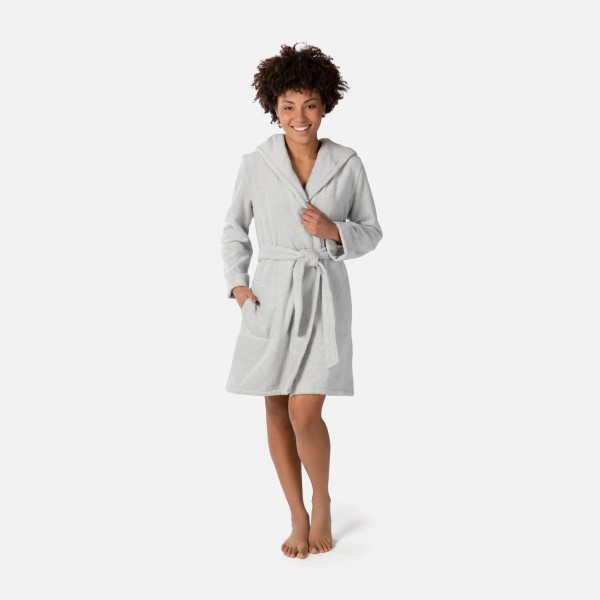 möve Homewear hooded bathrobe S. 42