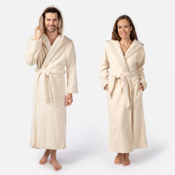 möve Wellness hooded bathrobe S. S