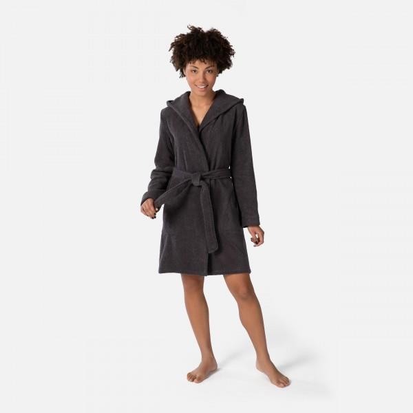 möve Homewear hooded bathrobe S.38