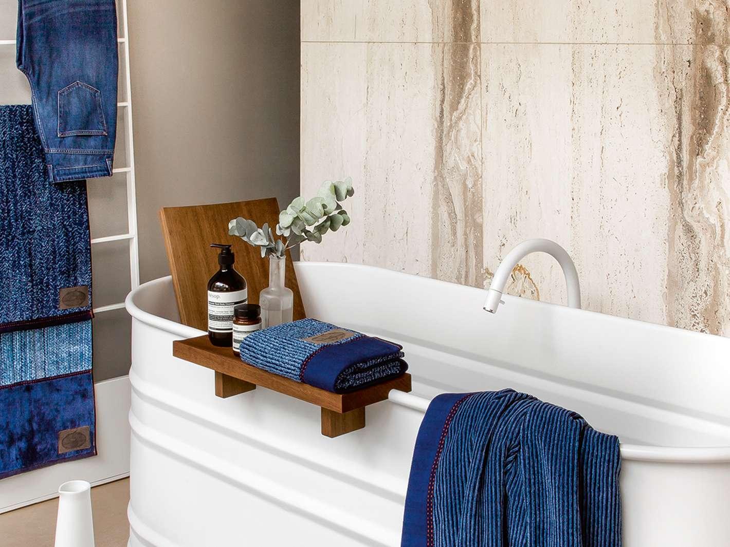 Putz & Tapeten im Badezimmer – Welche Wandbeläge eignen sich für ...