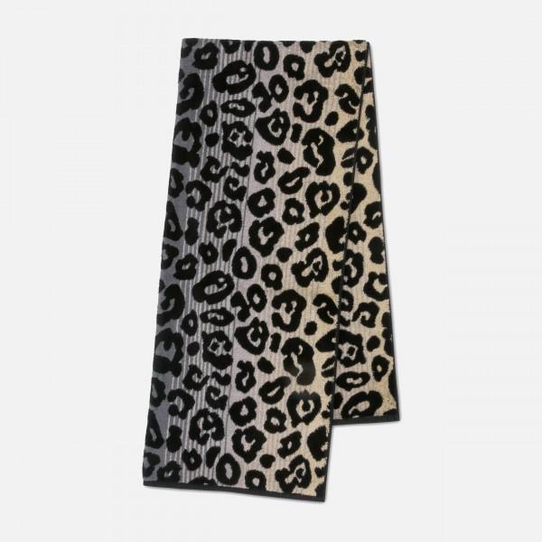 möve Leopard Strandtuch 80X180cm