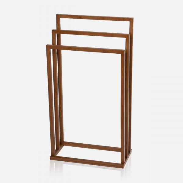 möve Bamboo Square towel rack
