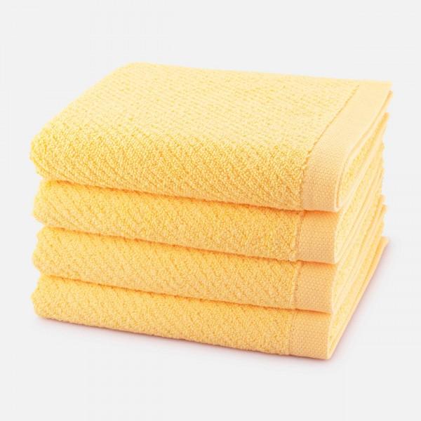 möve Diagonale towel set 4X50X100cm